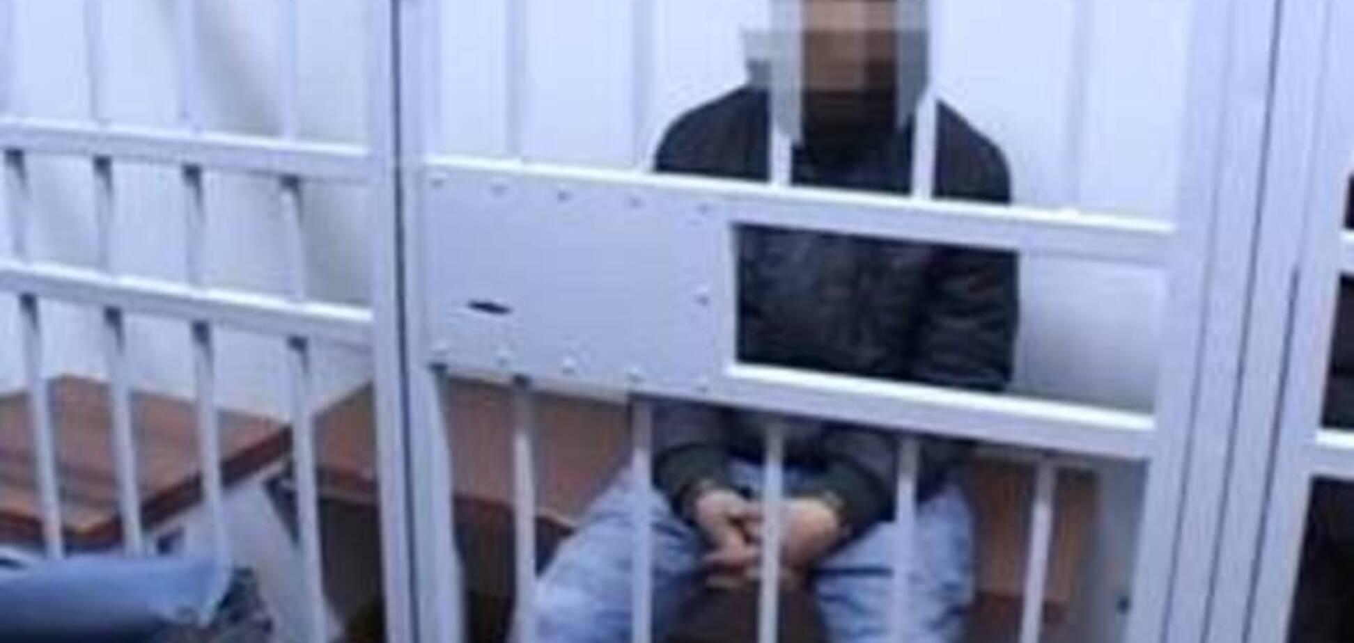 СБУ задержала на Днепропетровщине 'полицая ДНР' с гранатой: видеофакт