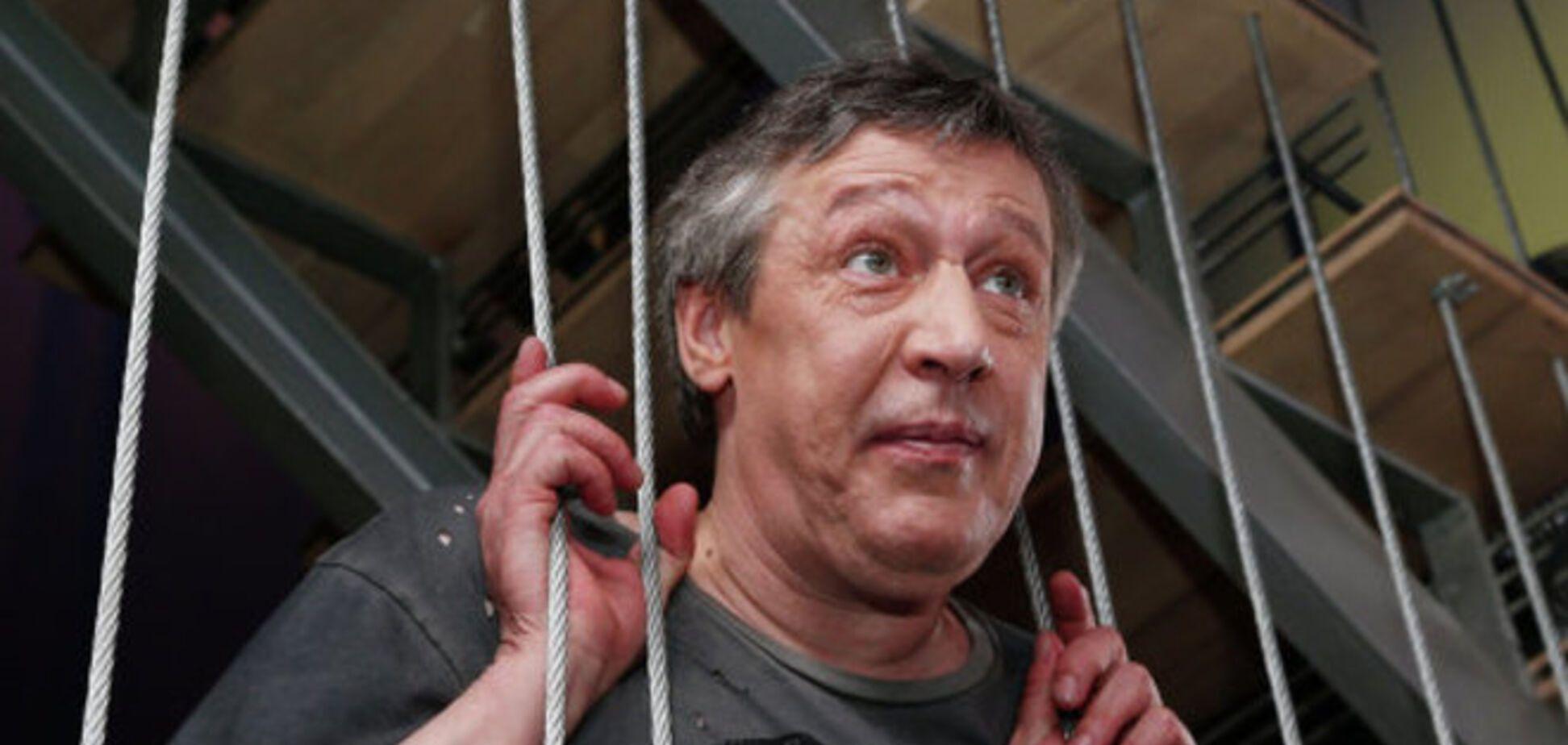 Всю мою жизнь Крым был украинским - российский актер Ефремов