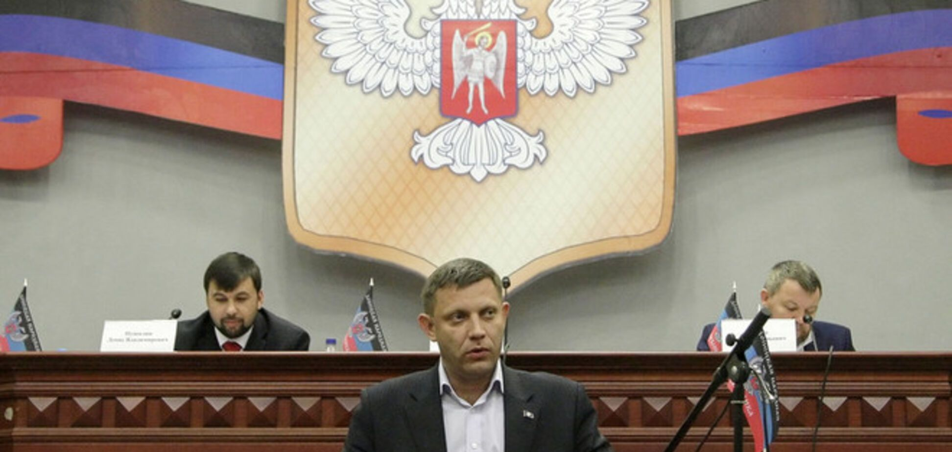 Российский драматург предположил, что главарь боевиков Захарченко начал игру против Путина