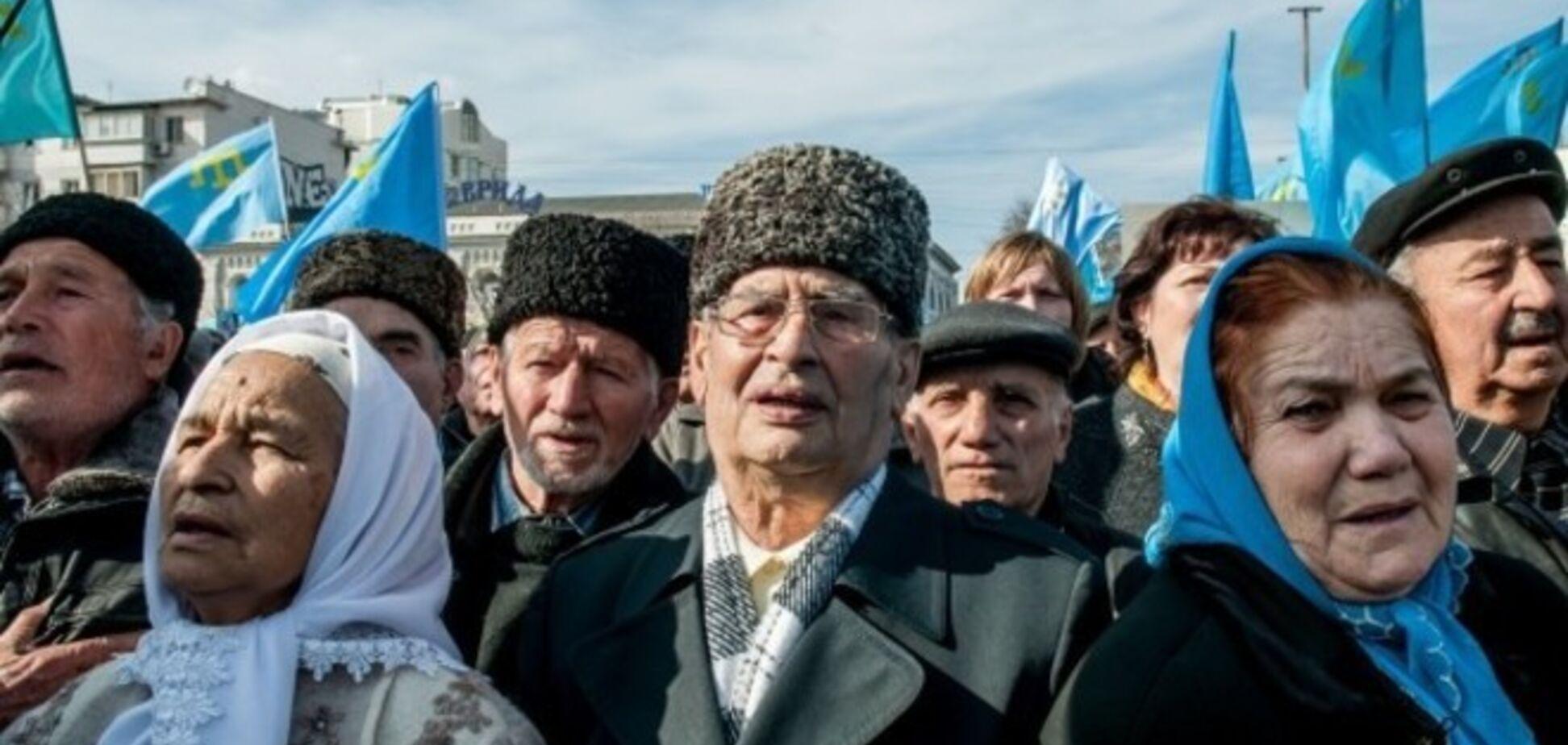 Татары чувствуют себя в Крыму, как евреи в довоенной Германии – российский журналист