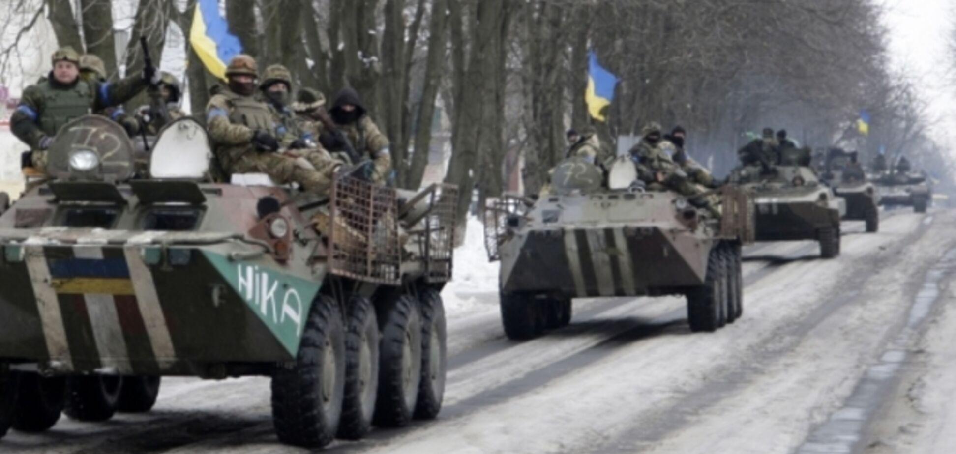 Бои за Углегорск: поступает противоречивая информация