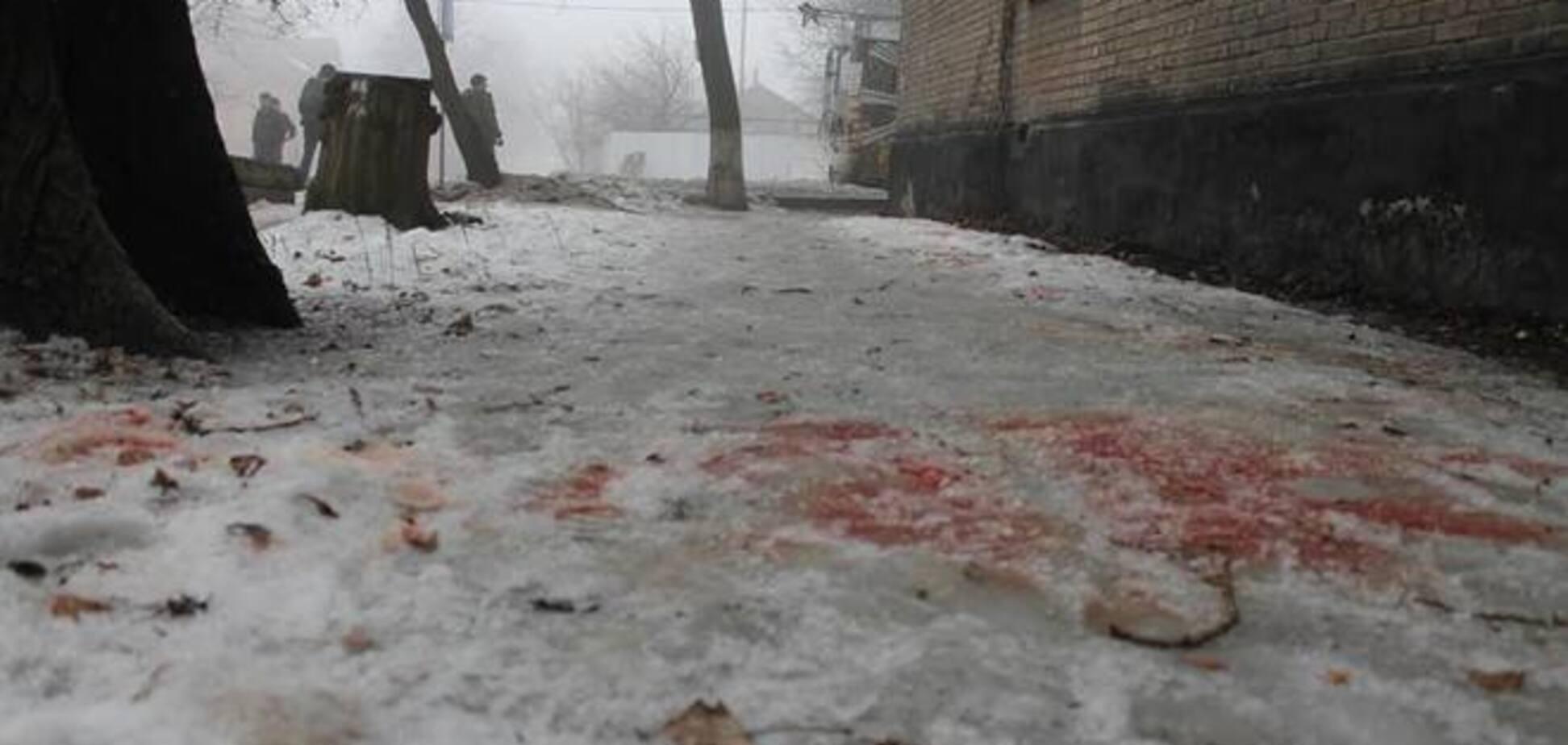 Стали известны подробности обстрела мирных жителей Донецка: ужасающие фото и видео 18+