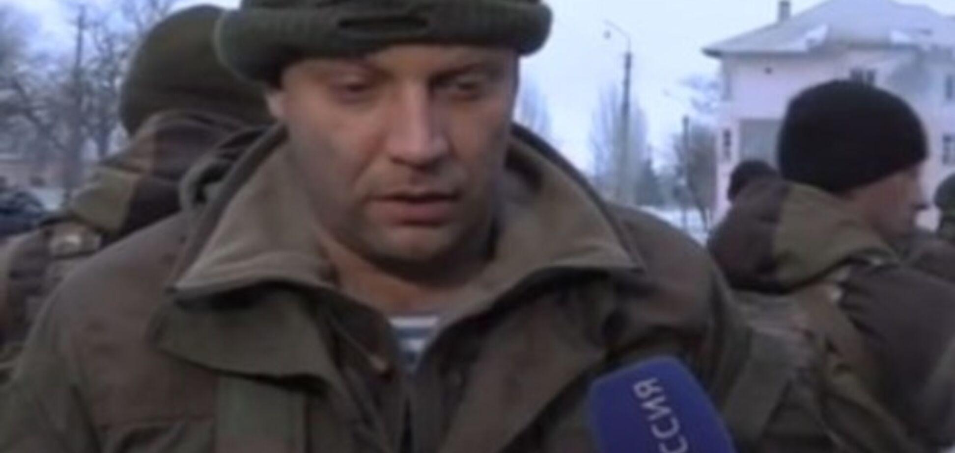 Захарченко заявил, что котел под Дебальцево закрылся, и призвал украинских военных сдаться