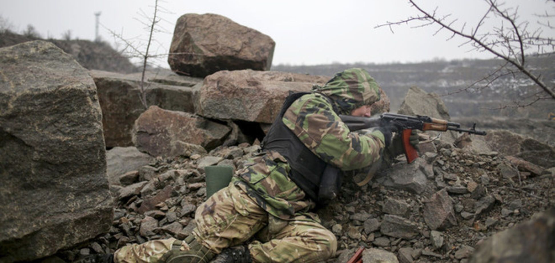 За Украину на Донбассе воюет время - российский публицист Голышев