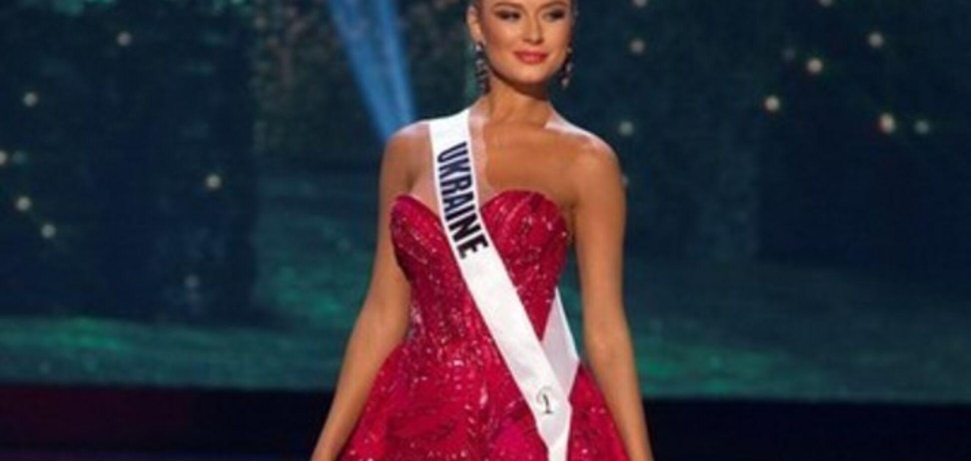 Диана Гаркуша: на 'Мисс Вселенная-2014' меня называли принцессой