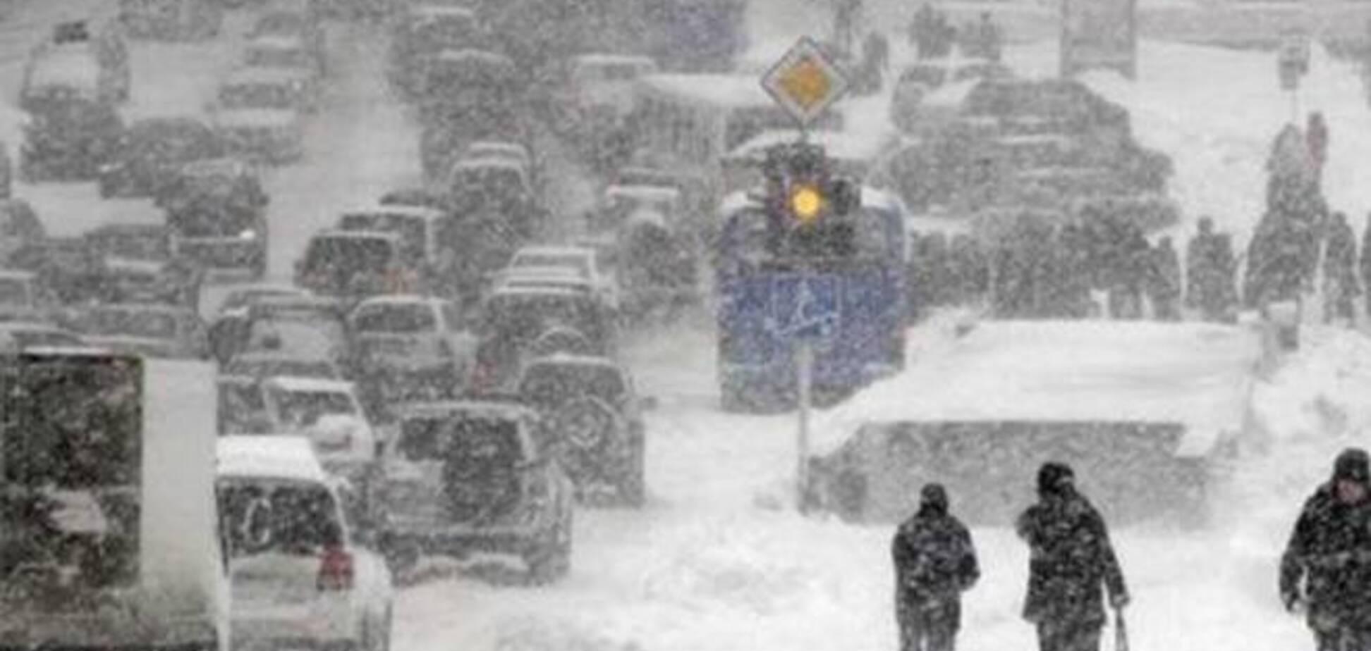 ГАИ предупреждает об опасности на дорогах в выходные