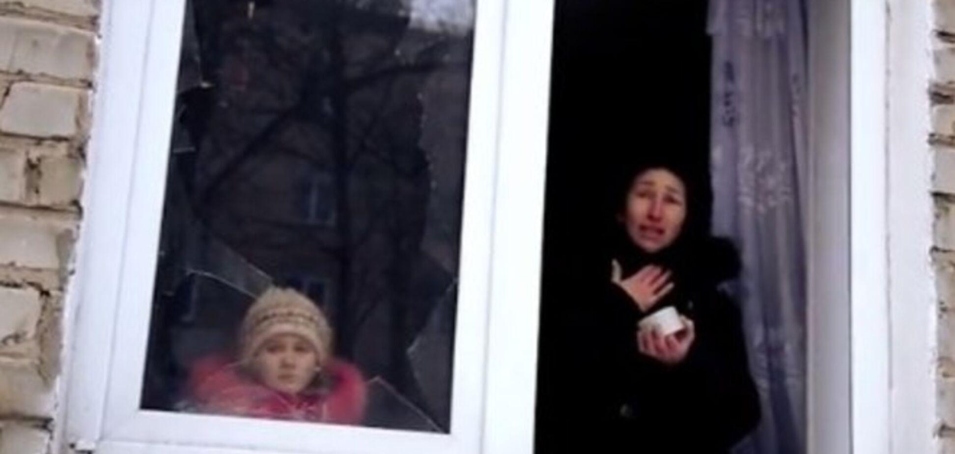 Жители Дебальцево умоляют о помощи: там назревает гуманитарная катастрофа