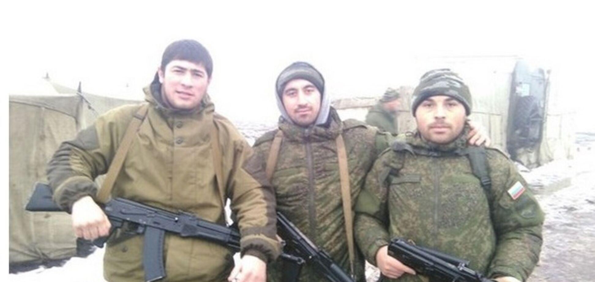 В тренировочном лагере российские диверсанты вживаются в роль 'ополченцев' по системе Станиславского: фотофакт