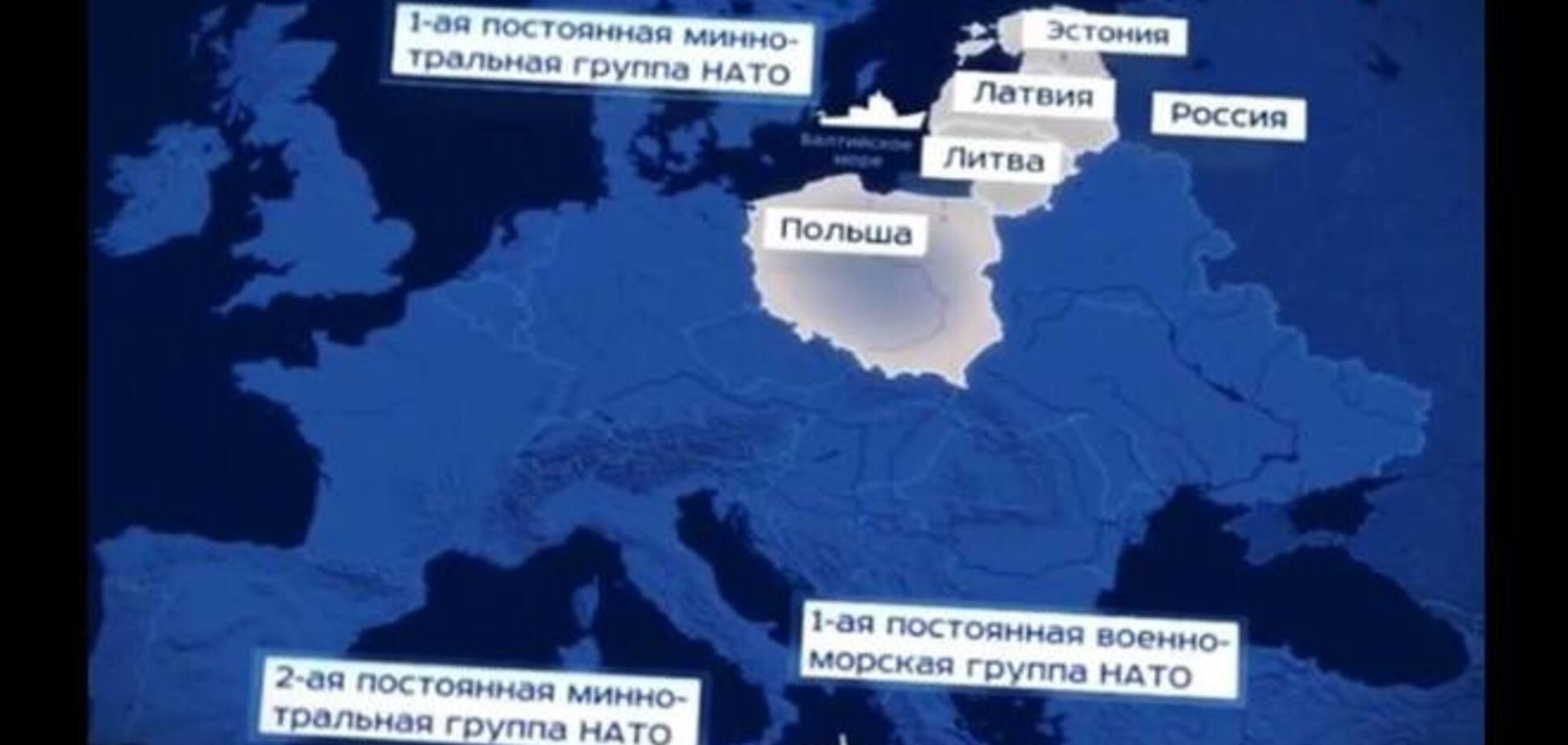 Кремлевская пропаганда 'анонсировала' ядерную атаку НАТО по России и ее 'вынужденный ответ'