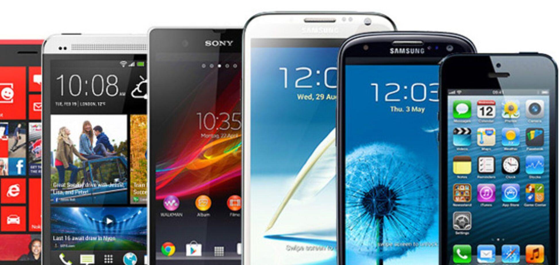Названы самые дорогие массовые смартфоны 2014 года