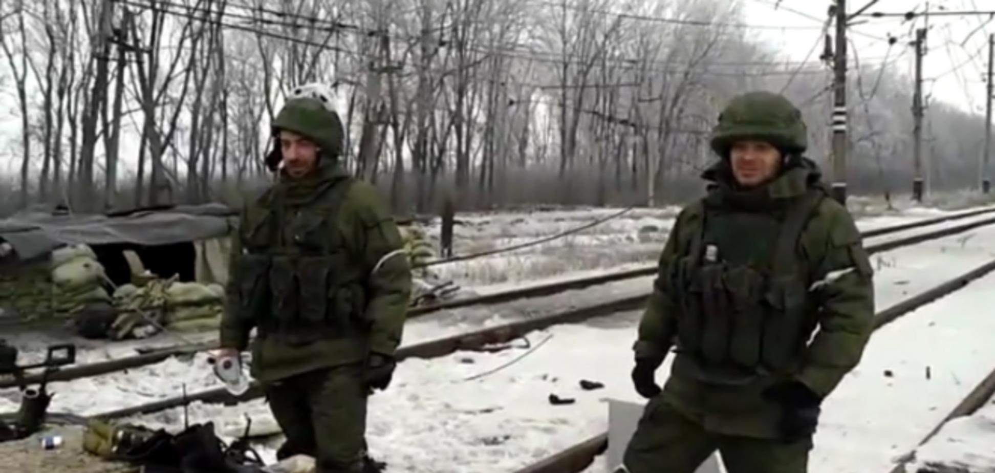 'Россия с нами!': оккупанты даже не в курсе, где они воюют. Видеофакт