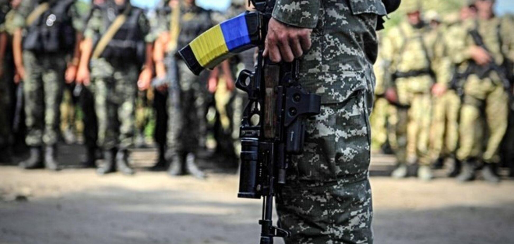 10 месяцев войны: опубликована детальная инфографика боевых действий на Донбассе