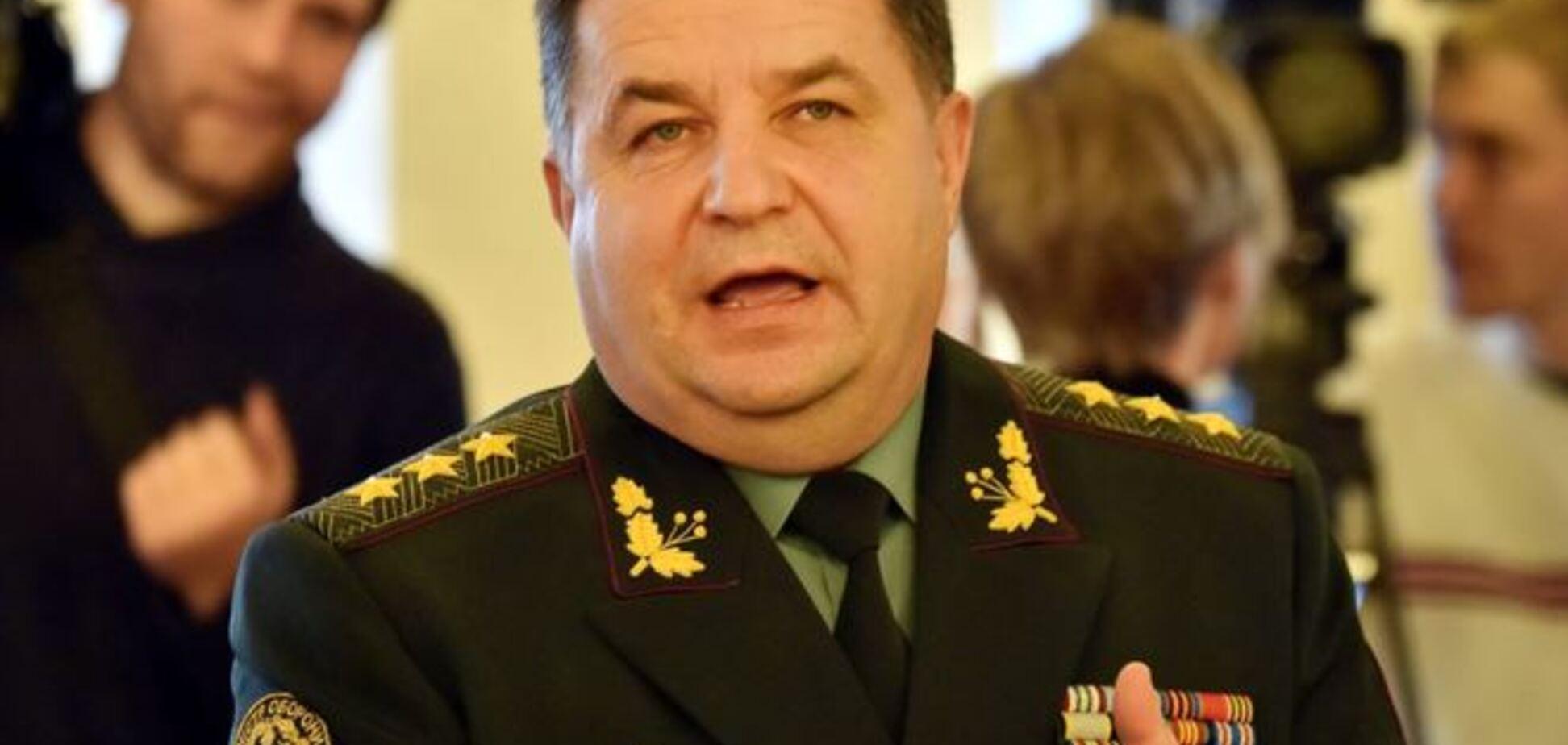 Российские военные воюют в Украине, но делают это 'инкогнито' - Полторак