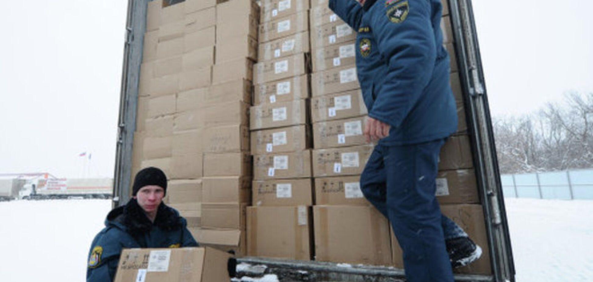 12-й раз на те же грабли: пограничники не проверили российский 'гумконвой', который уже на Донбассе