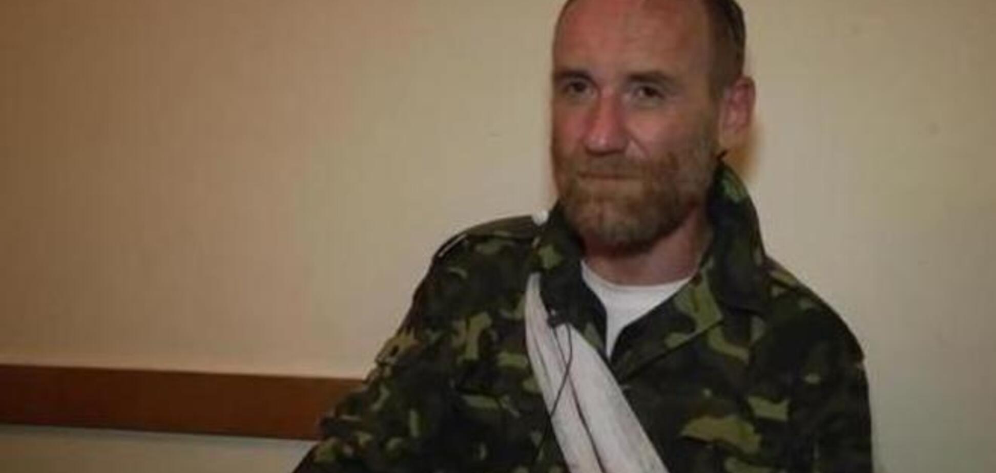 Похищенный возле Минобороны боец 'Айдара' рассказал о пытках: опубликовано видео