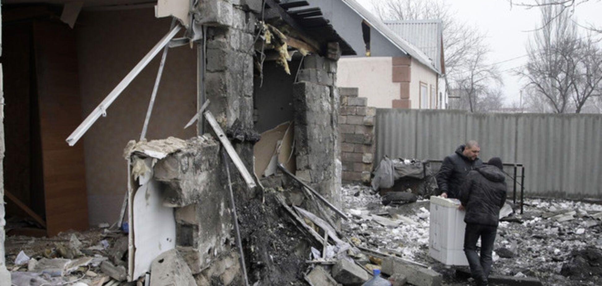 Боевики используют 'психологическое' оружие в Станице Луганской