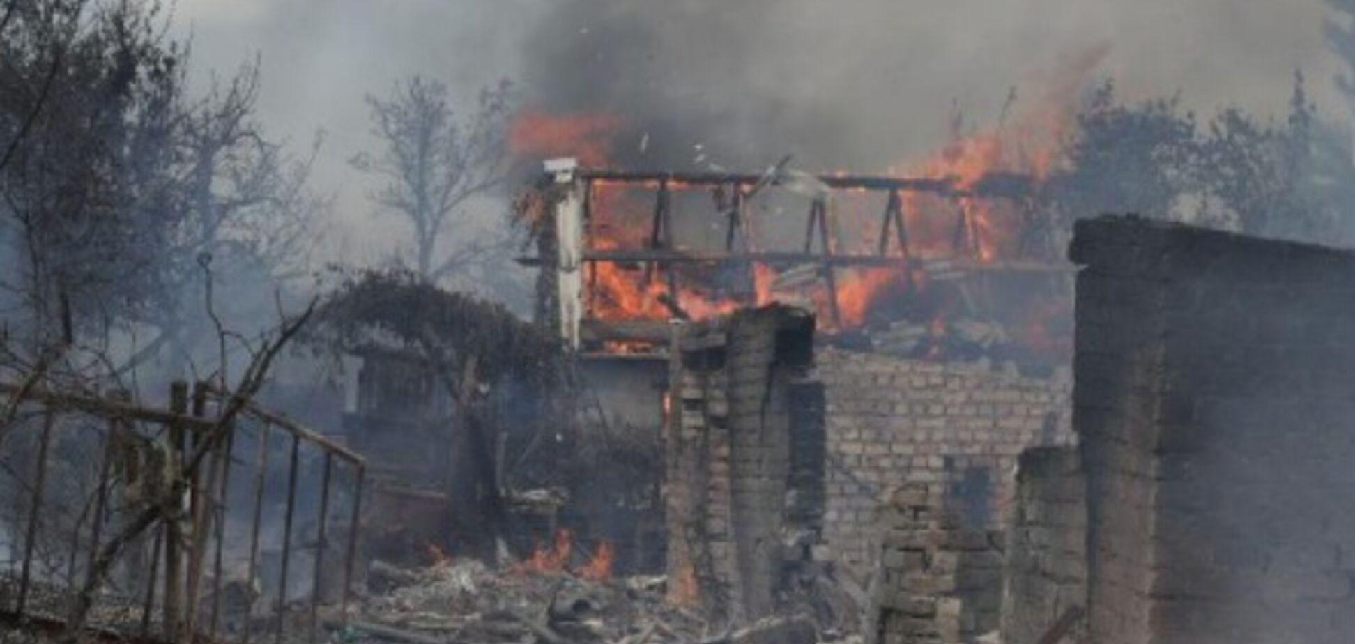 В Дебальцево террористы продолжают обстрел жилых кварталов: погибли 12 человек
