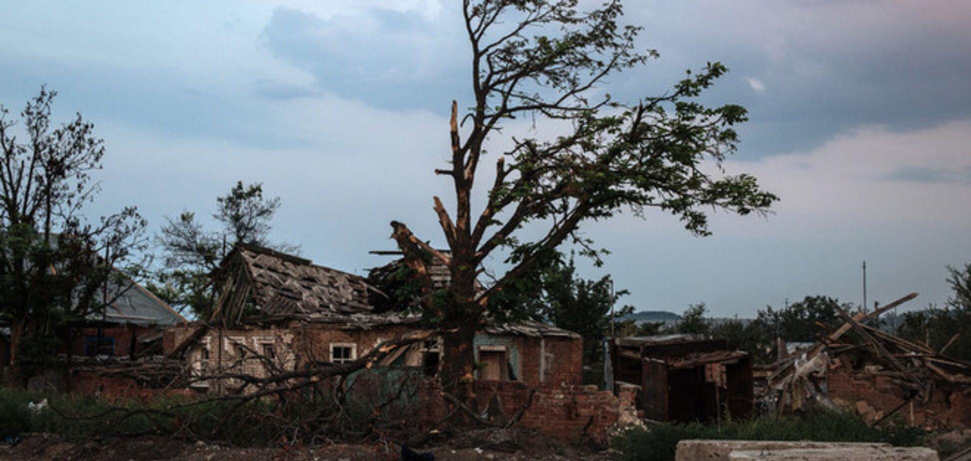 Террористы накрыли 'Градами' село близ Волновахи
