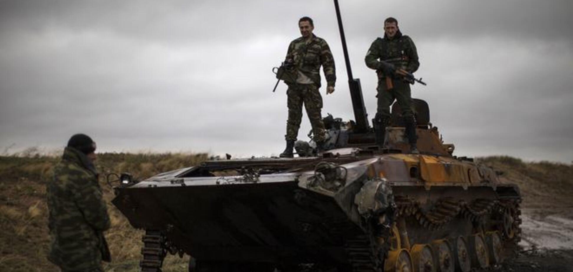 Террористы стягивают огромные силы к Дебальцево и Углегорску: идут ожесточенные бои