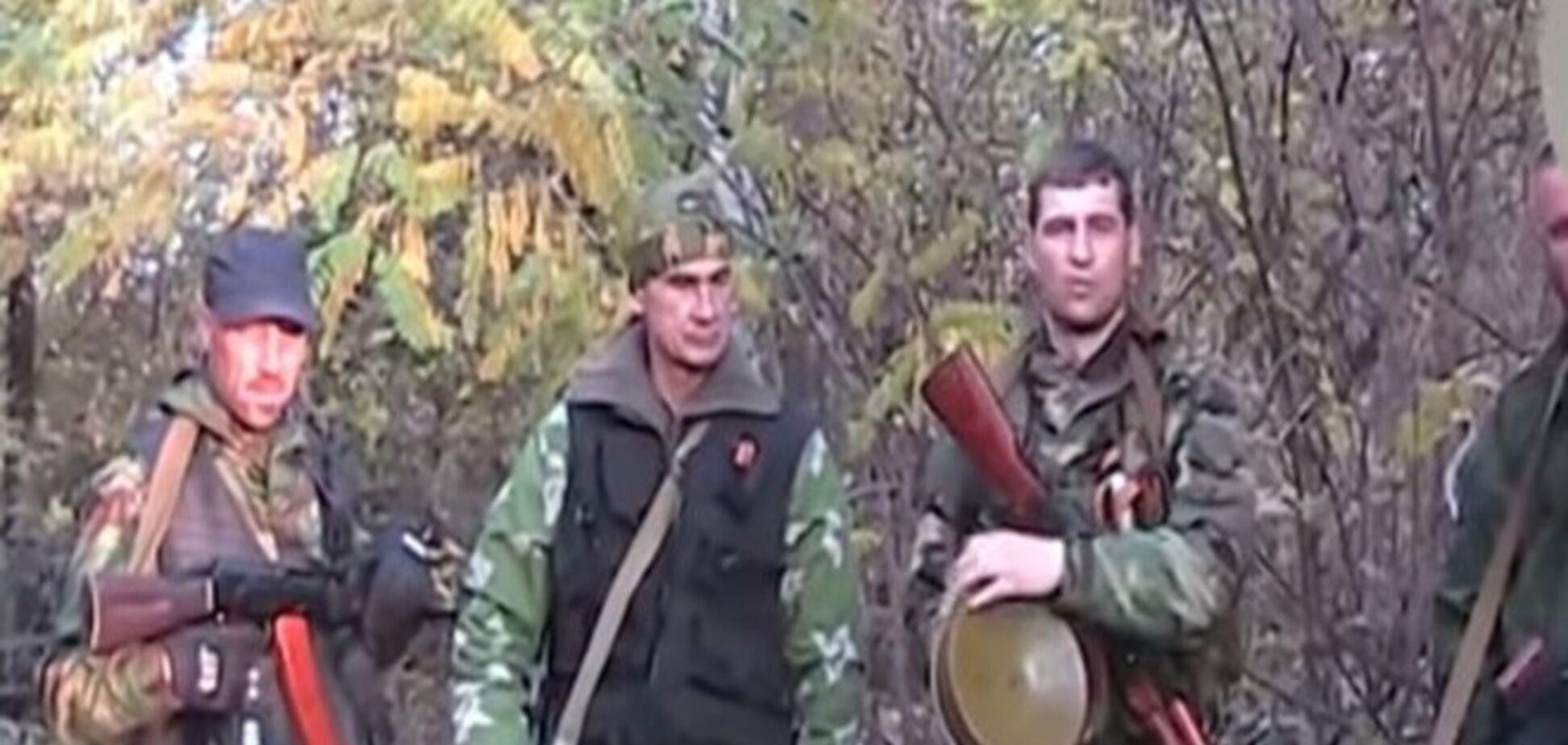 Террорист 'ДНР' рассказал о подготовке боевиков в Донецке и России: видеофакт