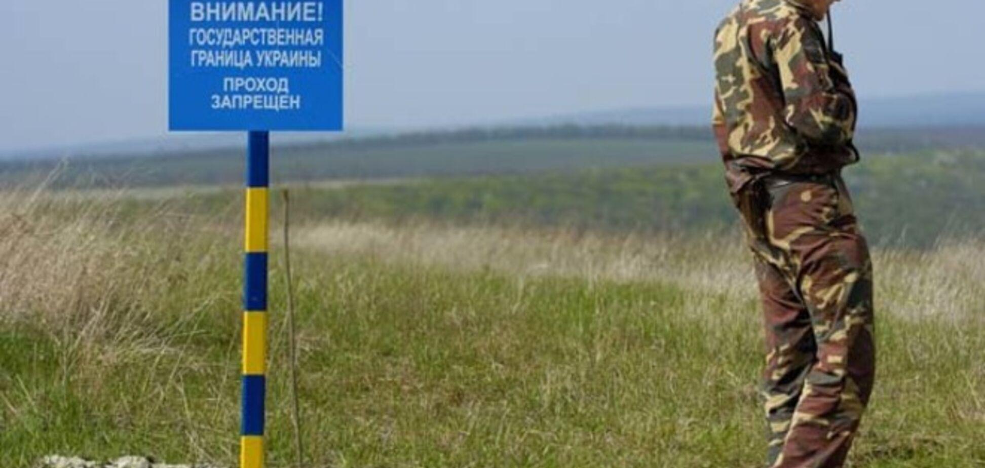 Из-под контроля Украины вышло более 400 км границы с Россией