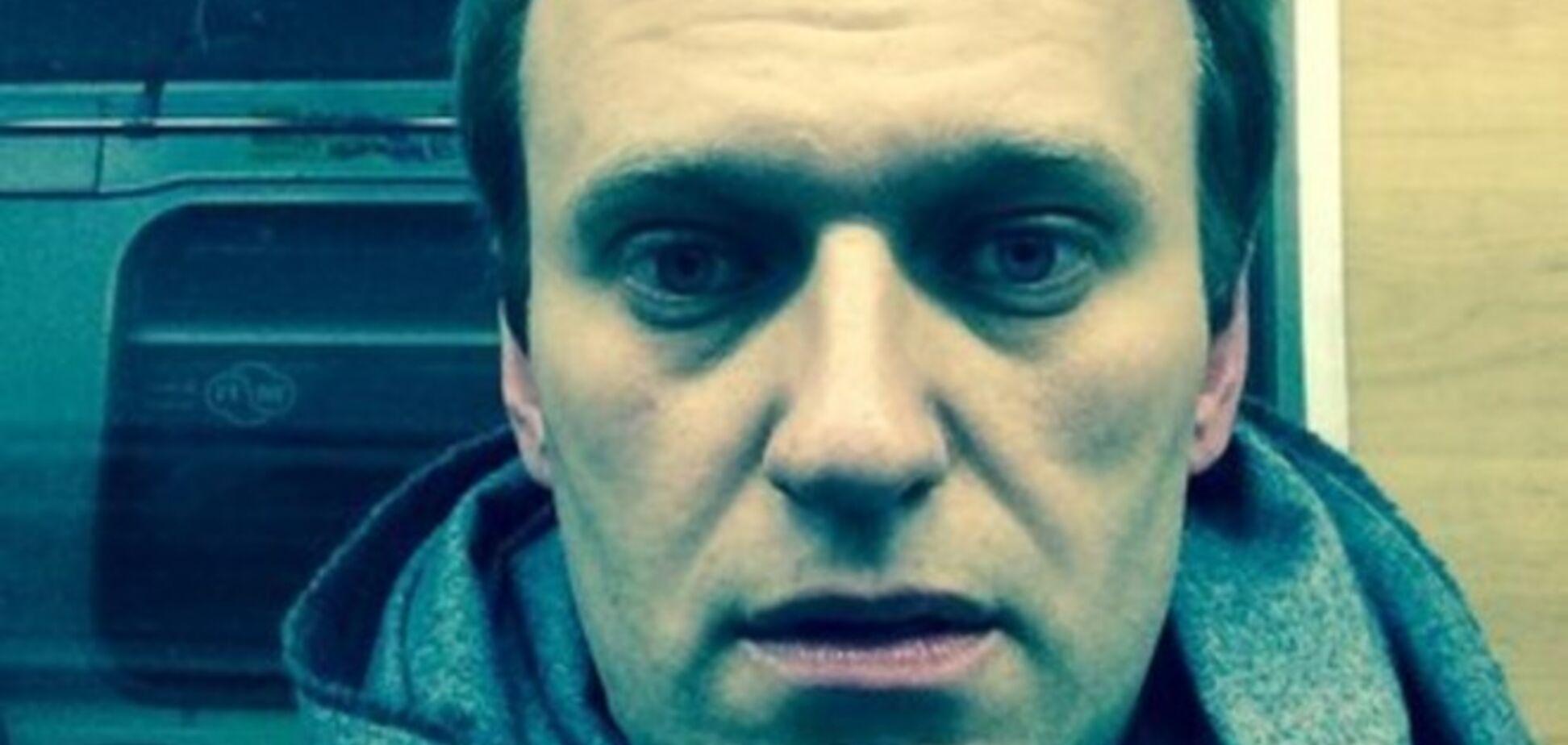 Навальный отказался соблюдать условия домашнего ареста