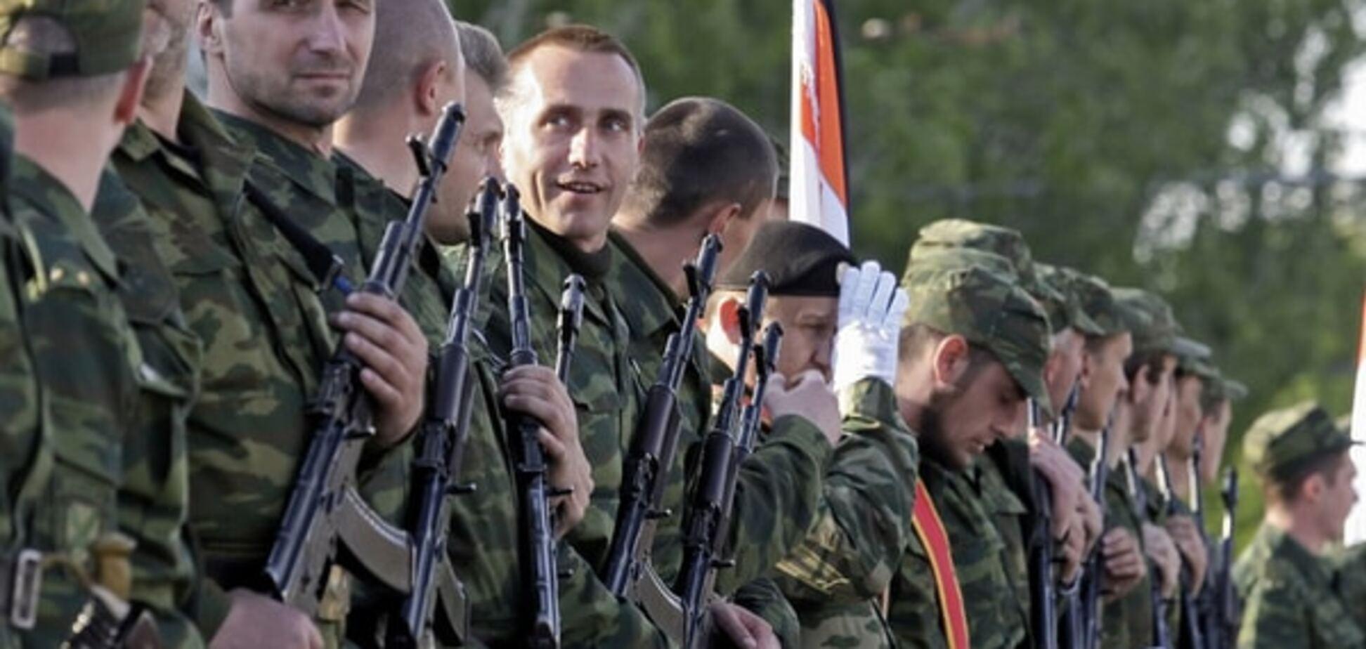 Ротація в 'ЛНР': У Луганськ прибули нові 'контрактники' і кадрові офіцери з Росії