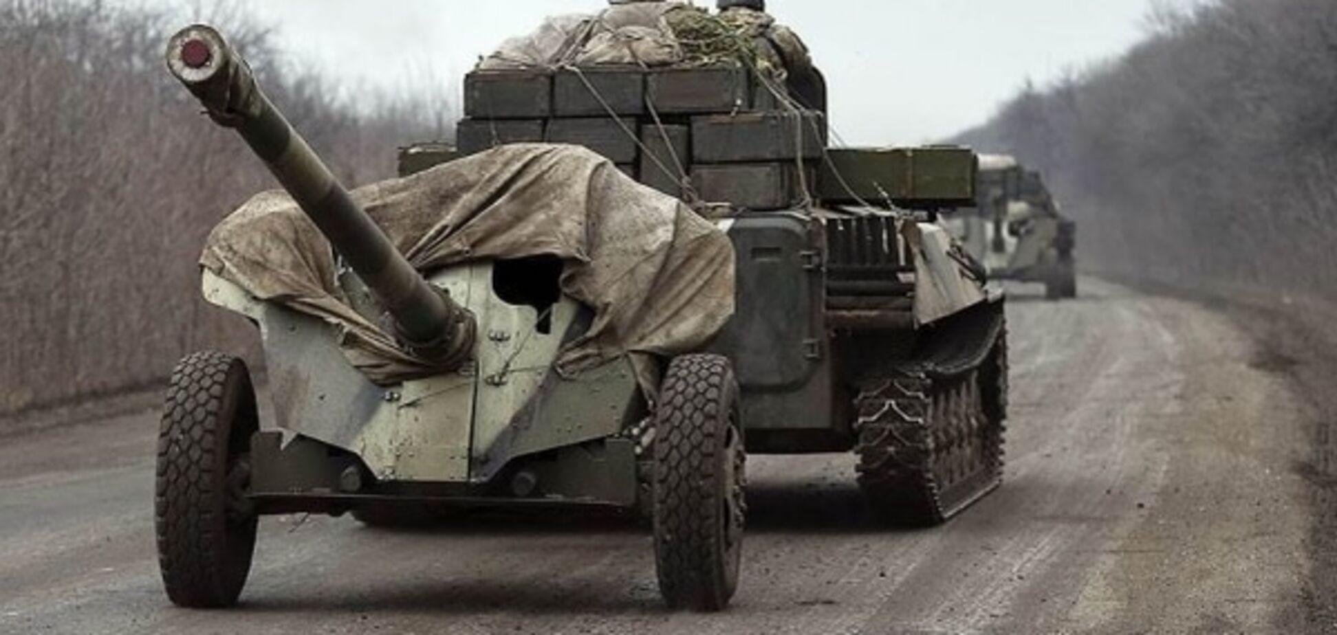 Штаб АТО назвав умову для відводу озброєнь