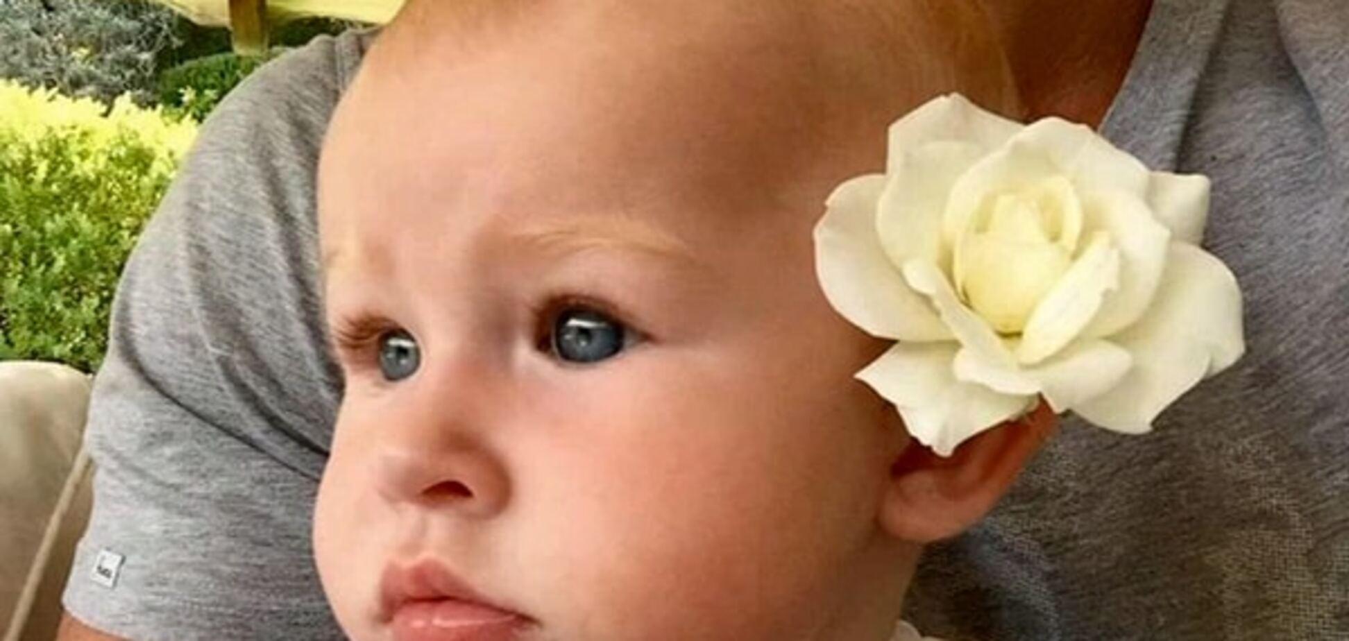 Принцеса Кличко. Хайден показала заворожуючі фото доньки