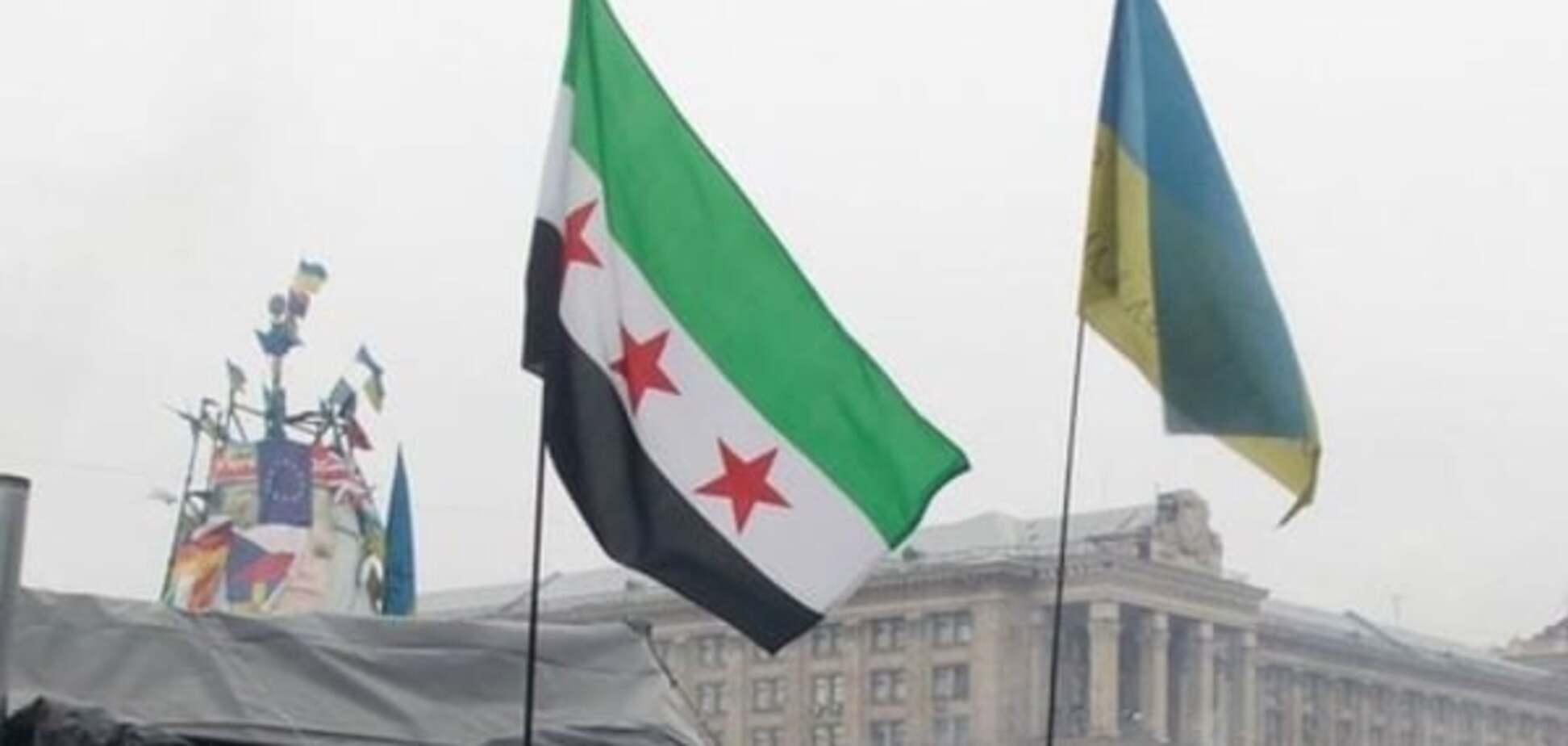 Украина и Сирия. Что связывает эти страны Евразийского континента?