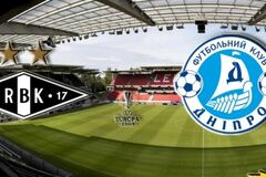 Русенборг - Днепр: анонс, прогноз, где смотреть матч Лиги Европы