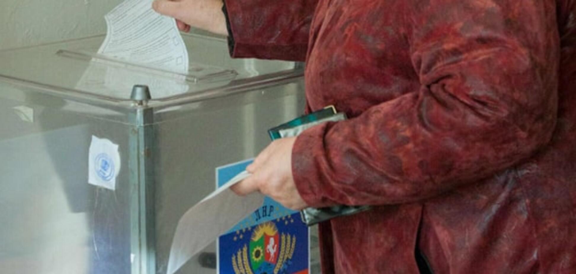 Ставленик Єфремова йде на вибори в 'ЛНР': конкурентів обіцяють ліквідувати