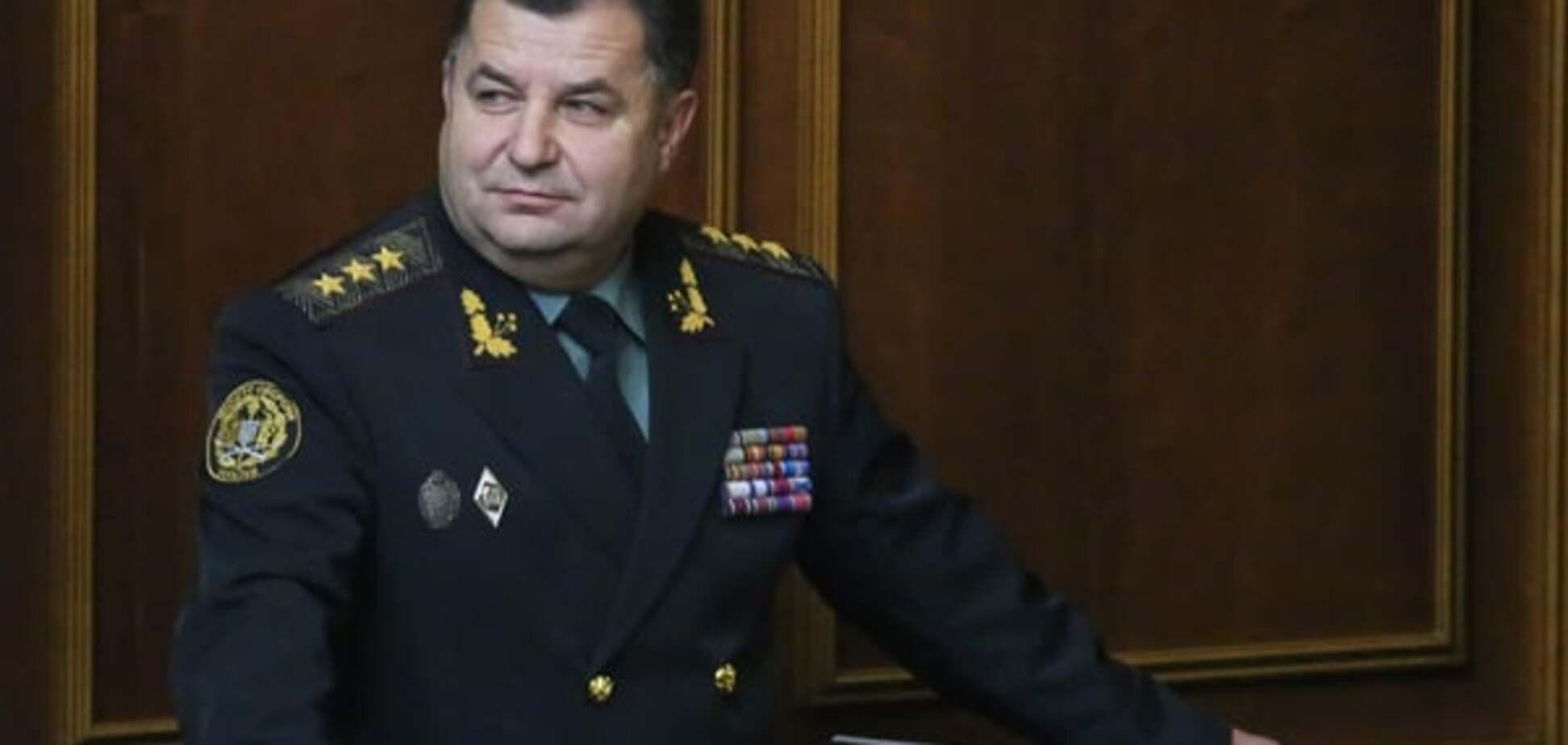 Полторак засумнівався, що Росія відмовиться від агресії