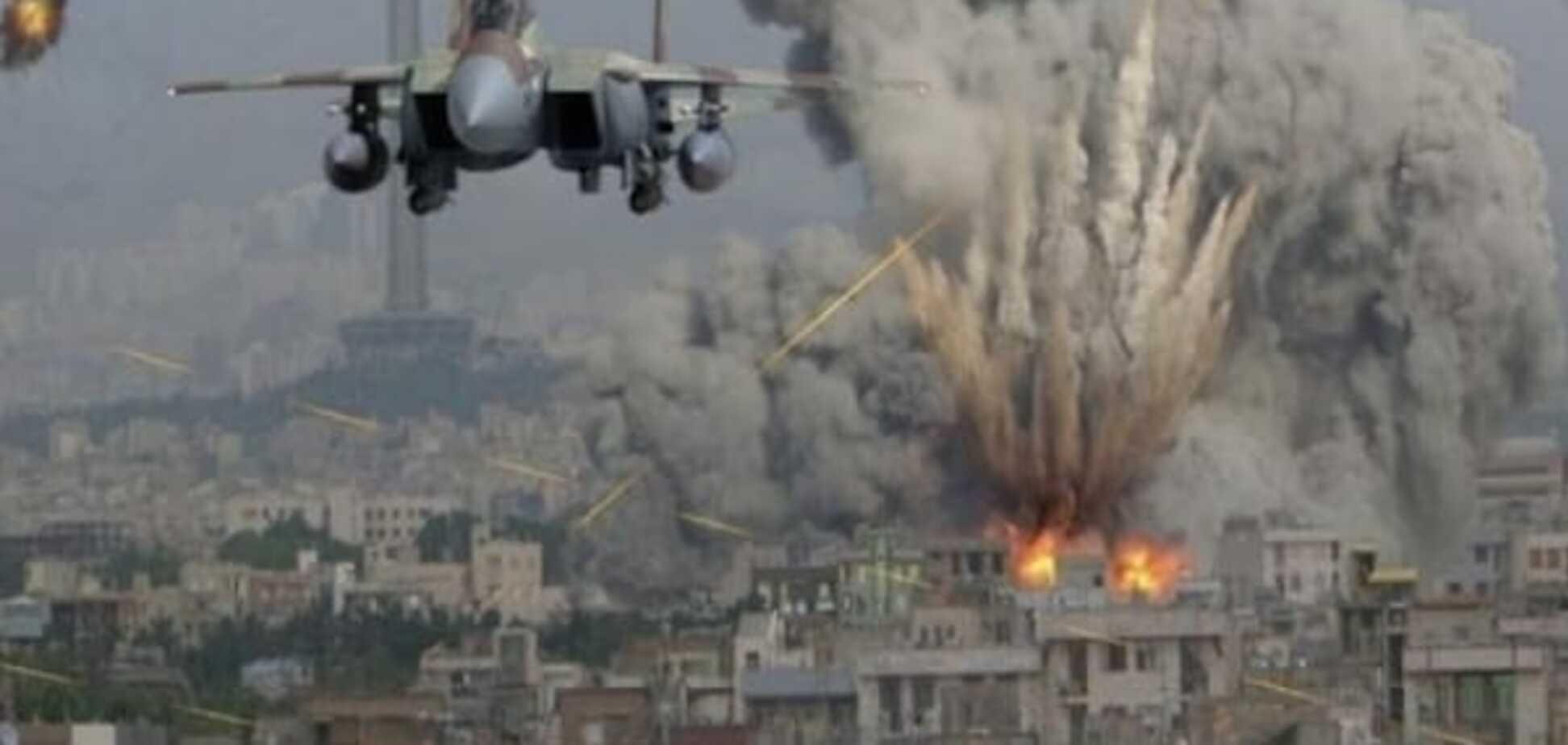 Россия может устроить в Сирии ковровые бомбардировки — участник войн в Чечне и Грузии
