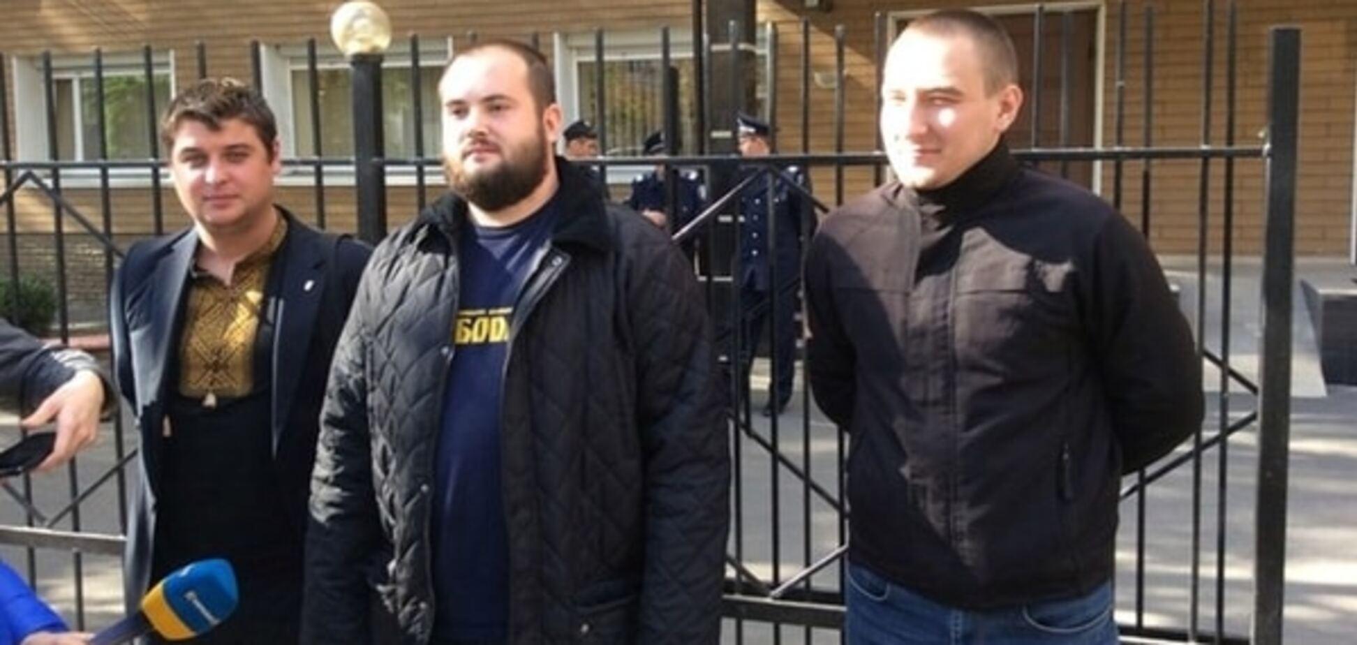 Бійня під Радою: слідство вимагає арешту трьох активістів 'Свободи'