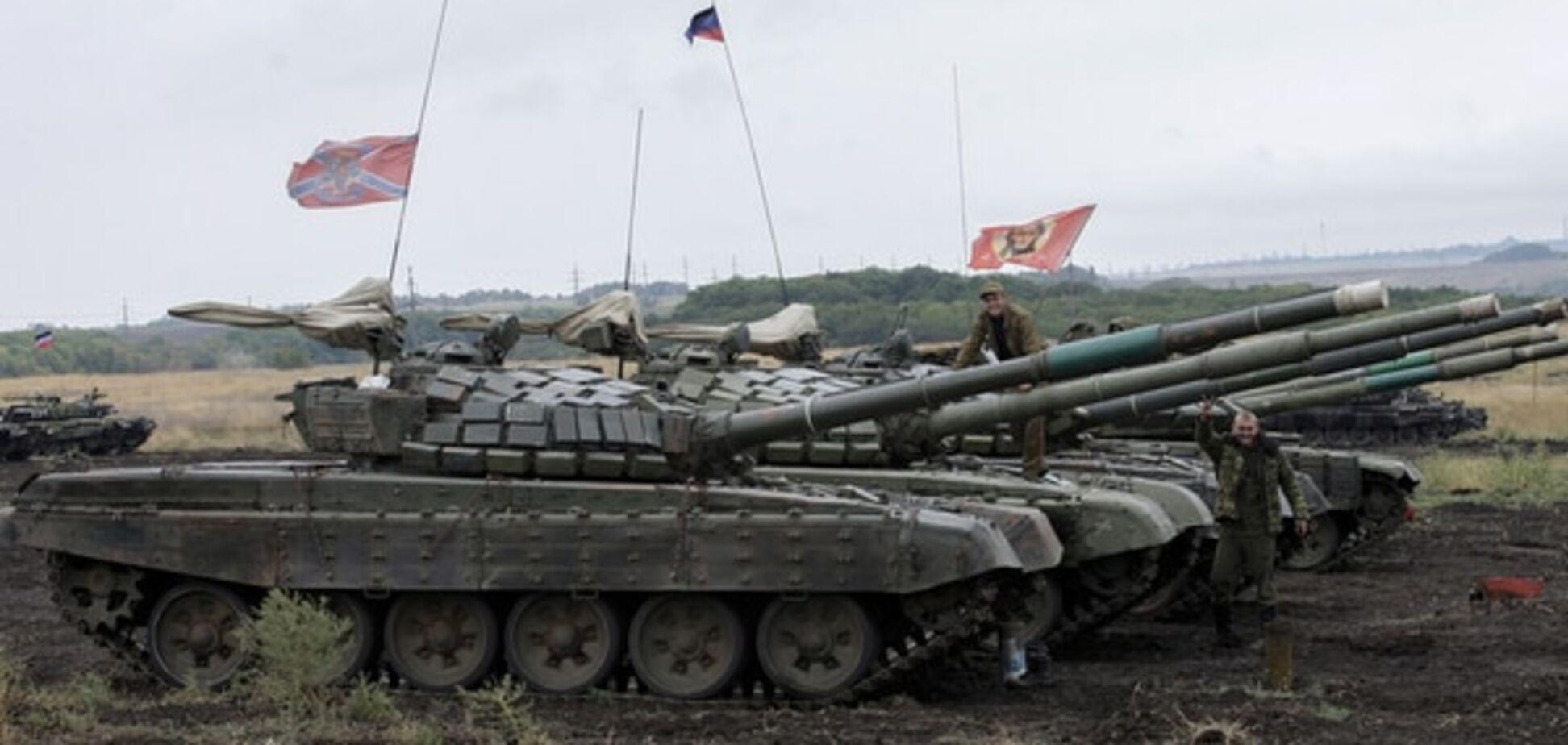 Терористи зав'язали з обстрілами на Донбасі