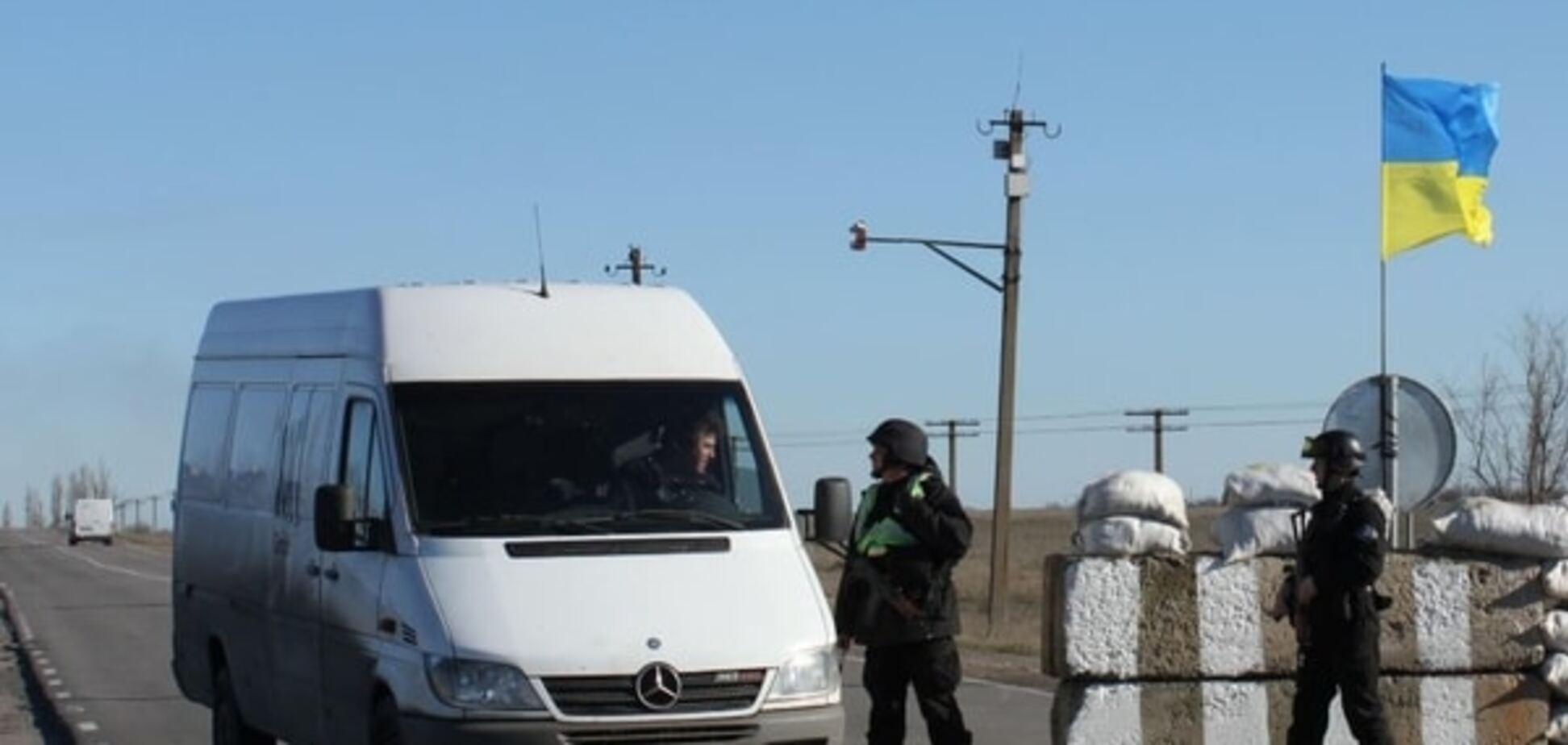 До терористів на Донбас не пустили будматеріали та одяг