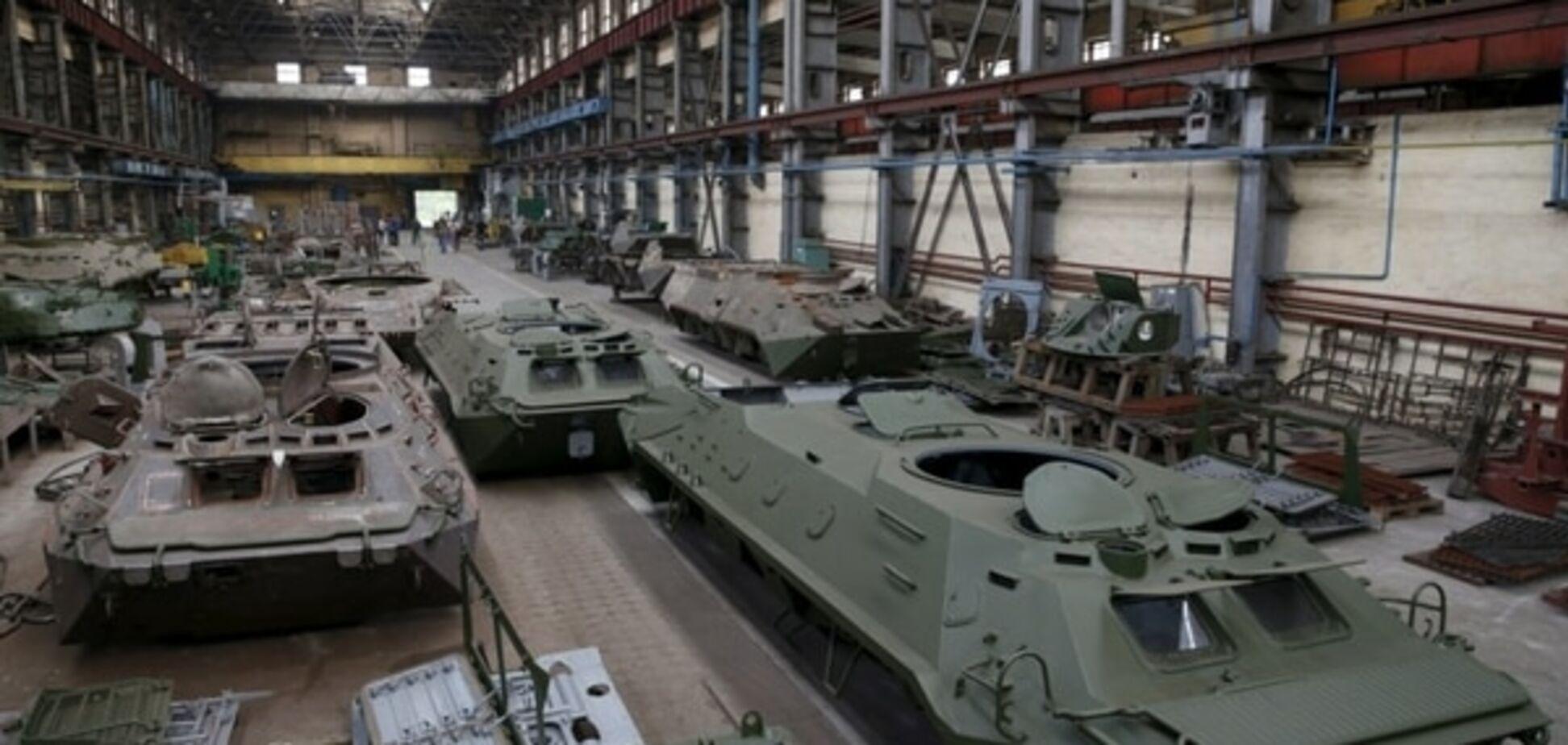 Підбиті замість нових: у Харкові 'наварили' 10 млн грн на фальшивому ремонті 'броні'