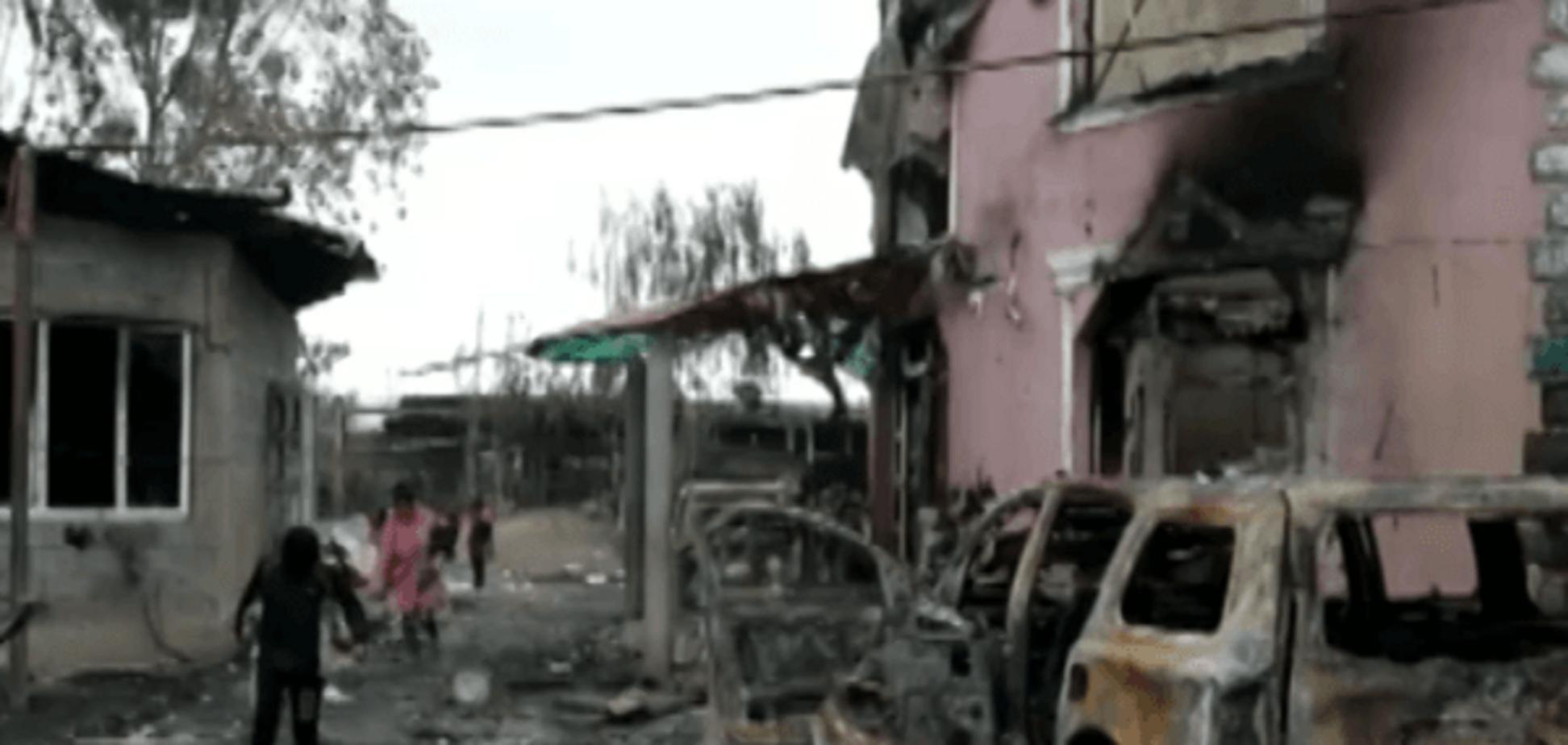 Циганський 'барон' з Мукачевого обіцяв помститися: роми погрожують йти на Київ