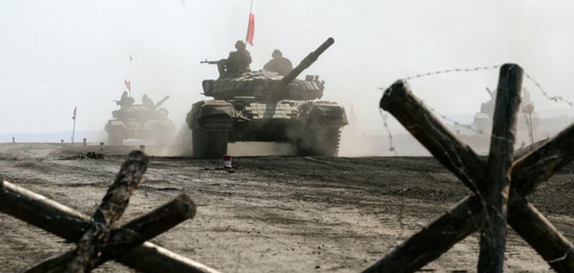 Бої в Донецьку: терористи зі зброєю почали ділити сфери впливу