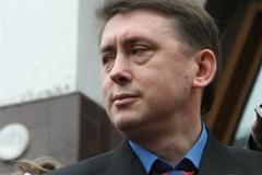 В доме Мельниченко провели обыск