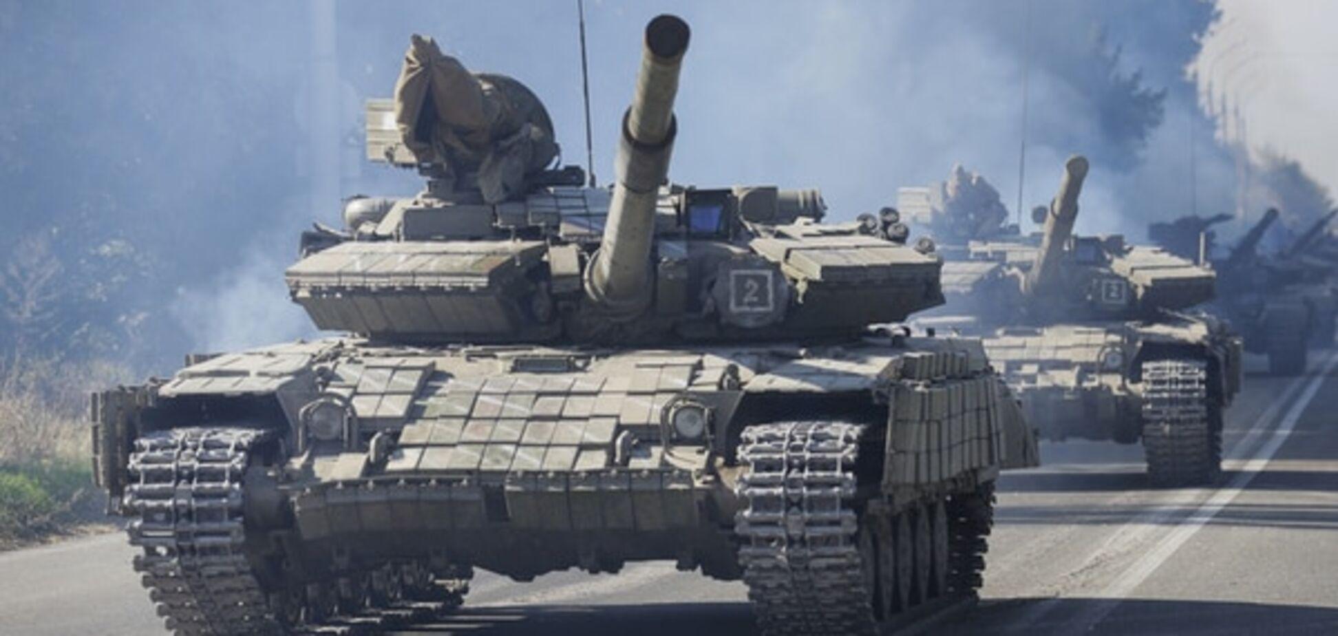 Росія створила на Донбасі два армійські корпуси - Грицак