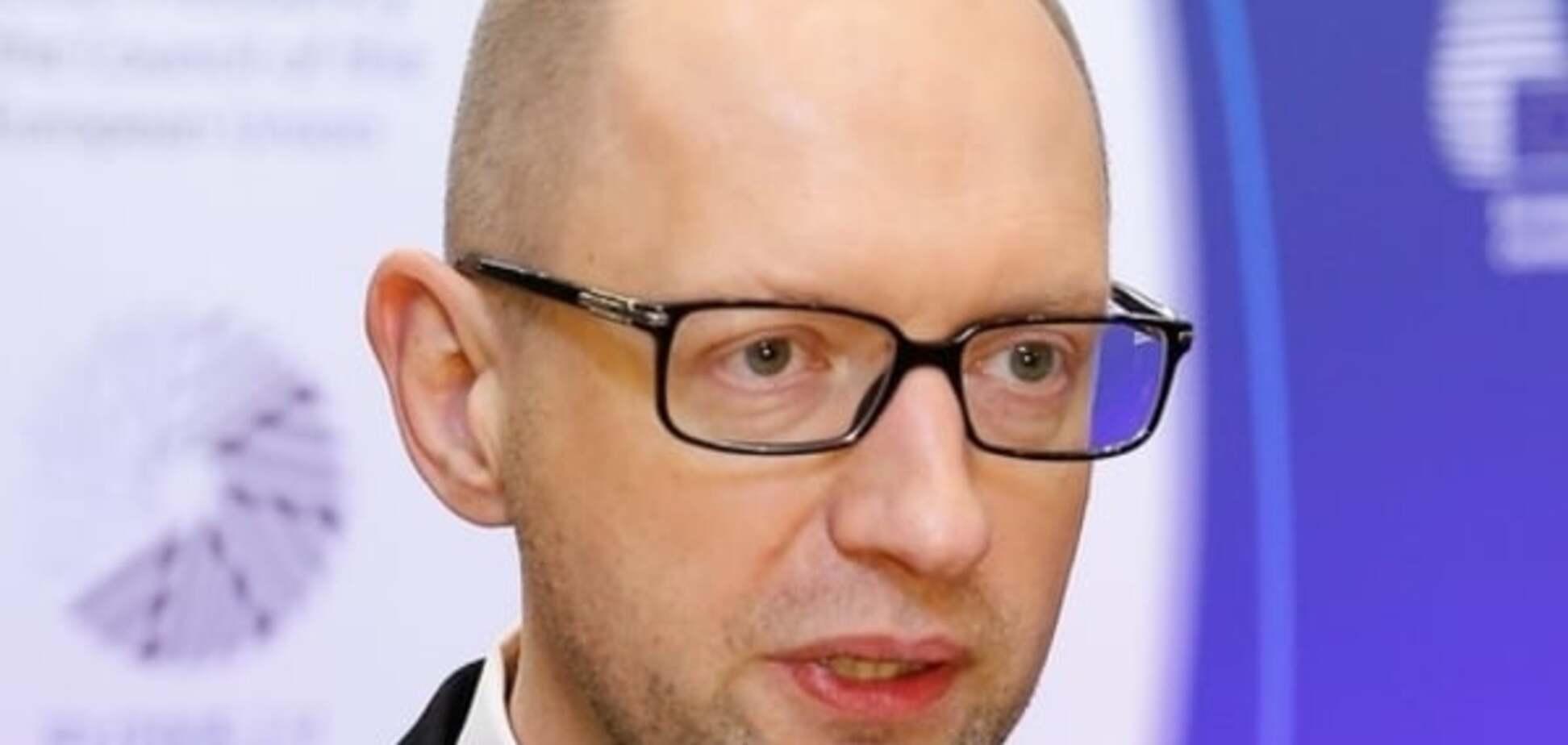 Украинцы попросили Порошенко отправить Яценюка в Гваделупу