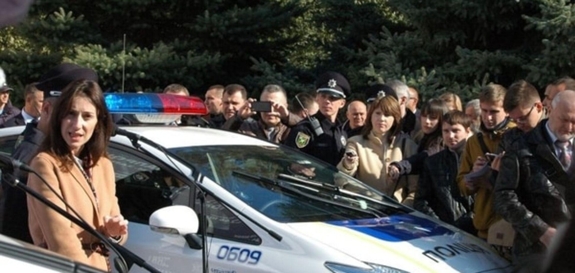 В Запорожье стартовал набор в полицию: фоторепортаж