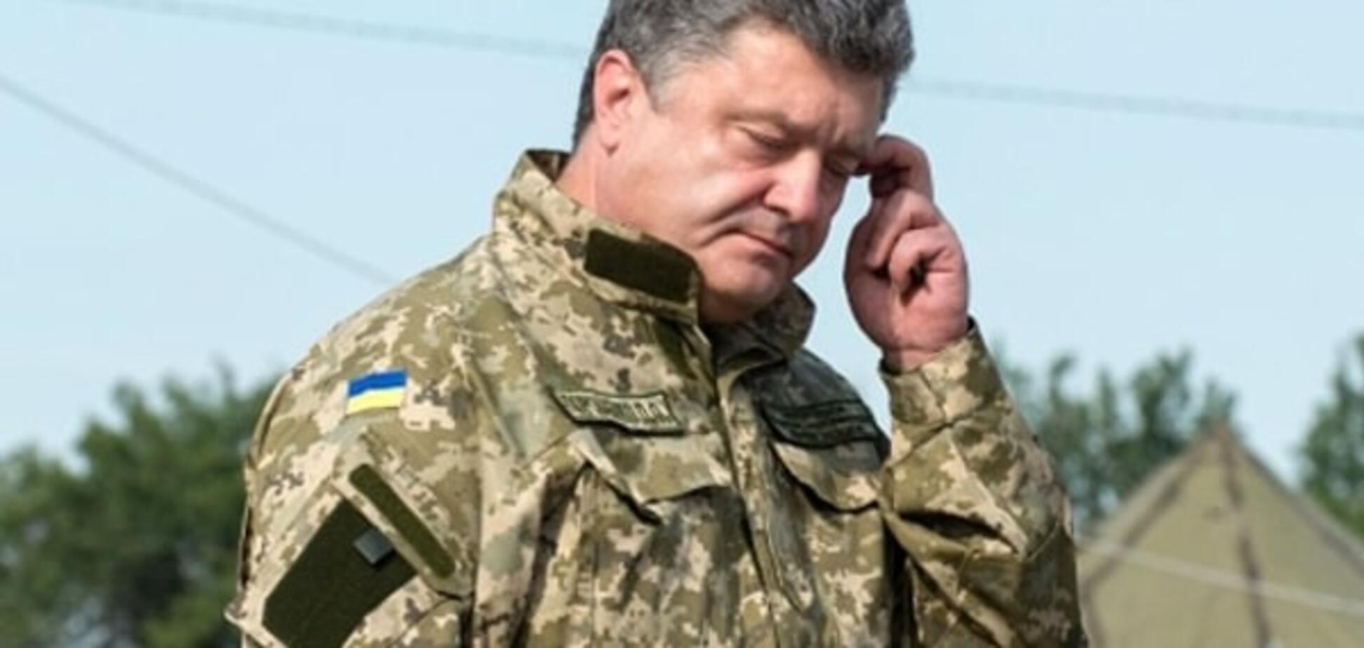 'Може, оглух?' Балозі, який 'не чує', розповіли про 350 млн грн, які Порошенко подарував ЗСУ