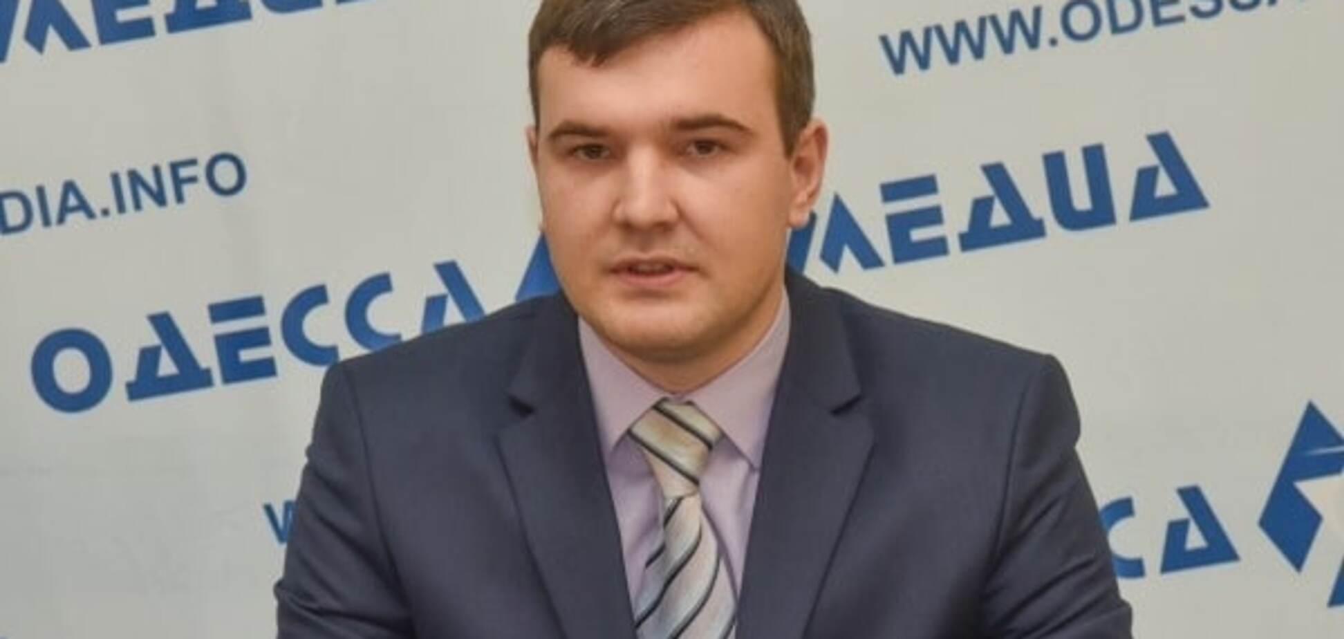 В Одесі напали на кандидата в міськраду від партії Ківалова