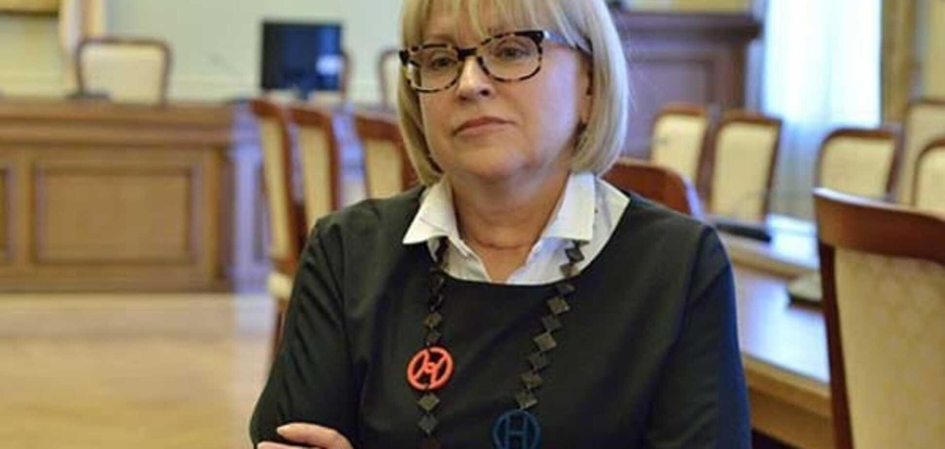 Відсторонена ректор Національного медуніверситету Амосова скликає вчену раду і хоче провести нові кадрові призначення - блогер