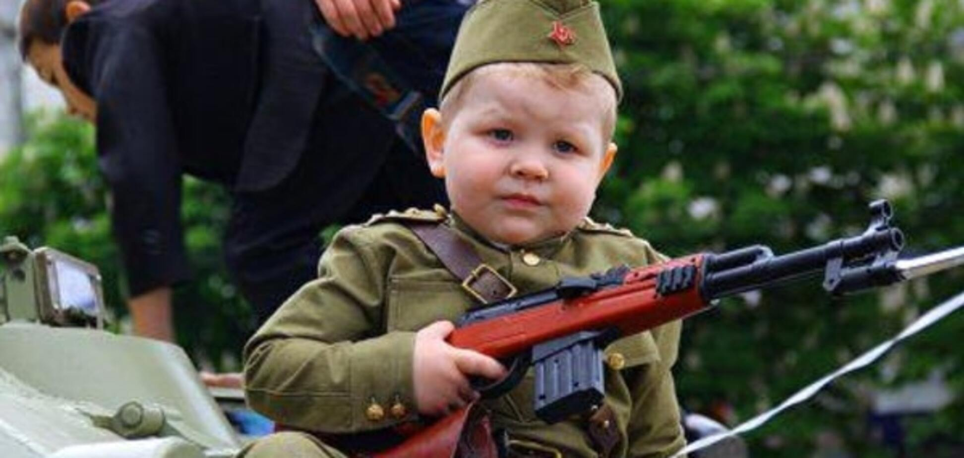 У Кримнашу підростають кілька типів дітей