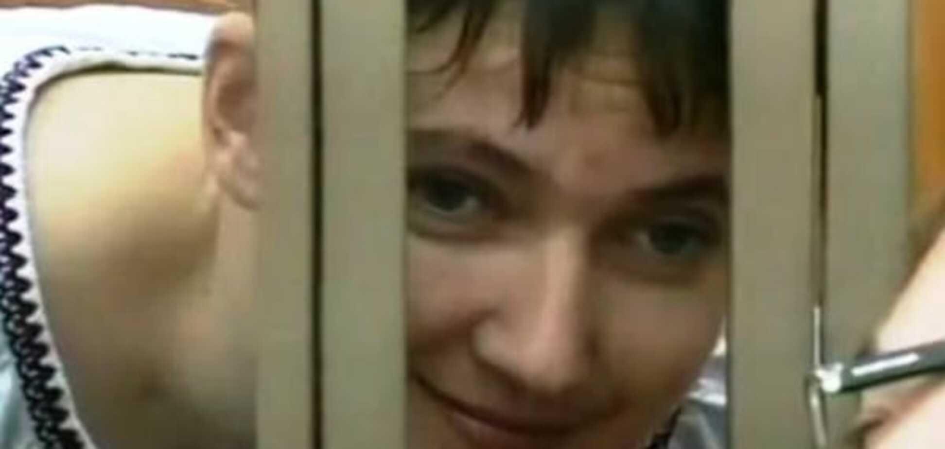 'Не витримали бубнеж прокурорів': у Росії завершилося судове засідання у справі Савченко