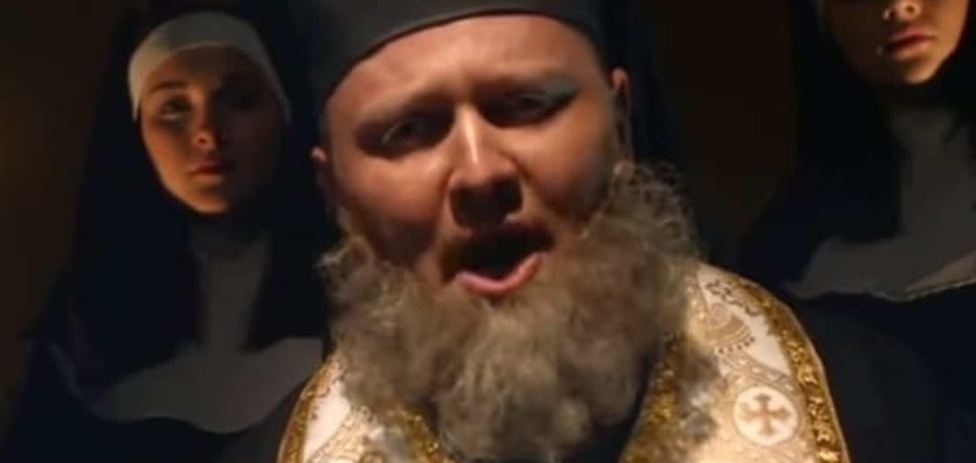 'Черниці і бабло': в мережі на відео висміяли митрополита Павла